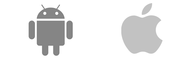 Android - Apple